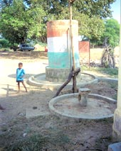 Rainfed tanks lie neglected in parched Chhattisgarh