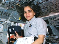 Kalpana Chawla -  A mission become impossible