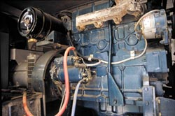 Diesel engine makers generate discontent