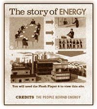 Hidden culture of energy