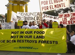 Monsanto, the GM lawmaker?