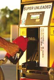 Supplanting petrol