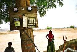Rural electrification: a non starter