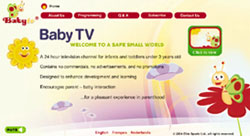 A TV channel for children