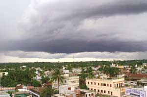 Air pollution affects rainfall in Indian Ocean region