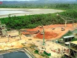 Gold mine spills cyanide in Ghana