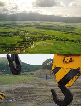 Tipaimukh Dam in Manipur driving a wedge?