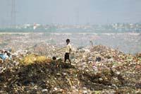 Waste dumpsites choke Chennai