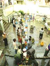 Bone of contention Nepal's water bill