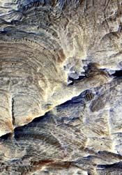 Fresh evidence of water having flowed on Mars