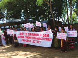 Tipaimukh dam project stalled