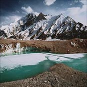 Debate over Himalaya's temperature variations