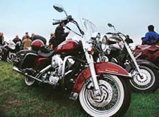India allows Harleys in exchange for mangoes