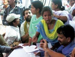 Public hearing for Posco project in Orissa inconclusive
