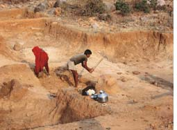 Central India in grip of worst-ever drought