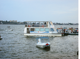 Bhopal's Upper Lake threatened by tourism