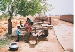 How NREGA helped Panihari village