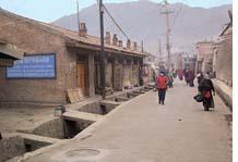 China lacks sewage facilities