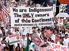 UN adopts declaration on rights of indigenous people