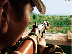 Illegality in an anti-insurgency college of Chhattisgarh