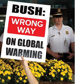 UNFCCC meet fails to secure emission commitments