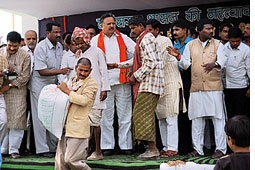 Ahead of polls, BPL politics in Chhattisgarh
