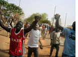 Riots over food security in Burkina Faso