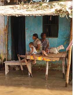 Bihar protests slashing of funds under Indira Awaas Yojana