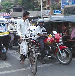 Thane plans a cycle track