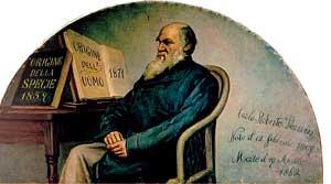 Origin of Darwin