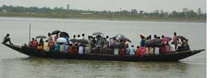 Aila prompts exodus