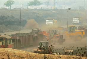 Whiff of scam in Orissa mines