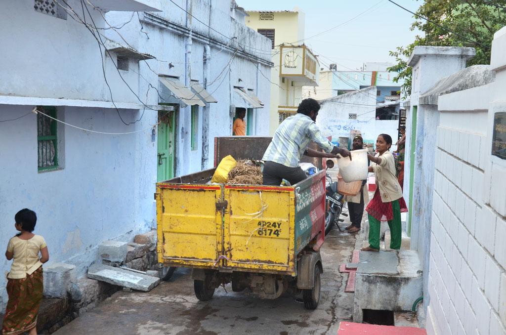 Waste Smart Cities