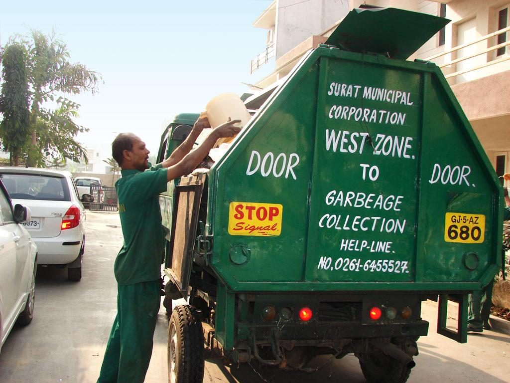 Tipper trolleys go door-todoor