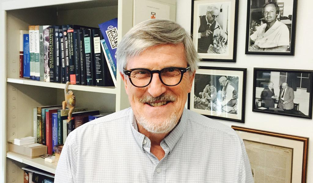 Exclusive Q&A With :    Bernard A Wood University Professor of Human Origins at, Centre for Advanced Study of Human Paleo