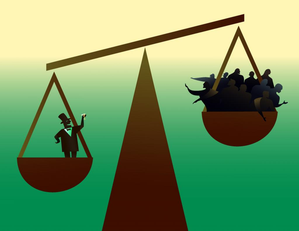 Reducing Inequality Essential To End Extreme Poverty By - Number of poor in the world