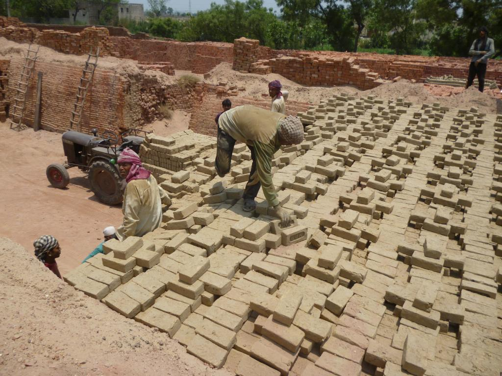 Most of the brick kiln entrepreneurs are operating on leased lands and thus they do not want to invest much in technology and infrastructure