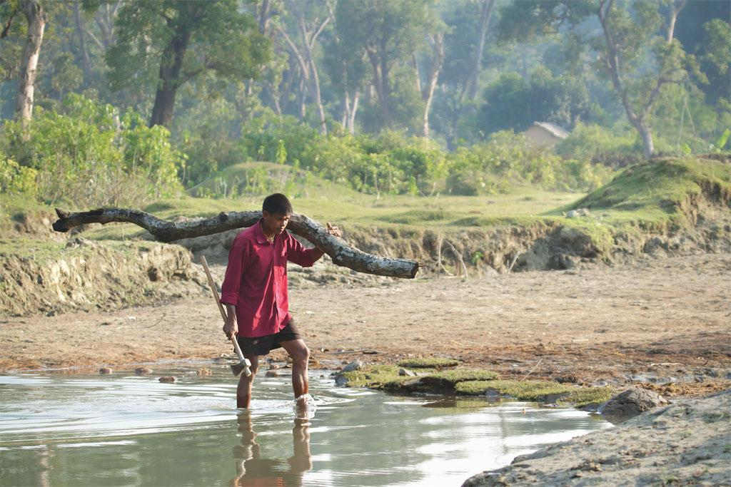 Many states have framed their own village forest rules that contradict with the provisions of the Forest Rights Act