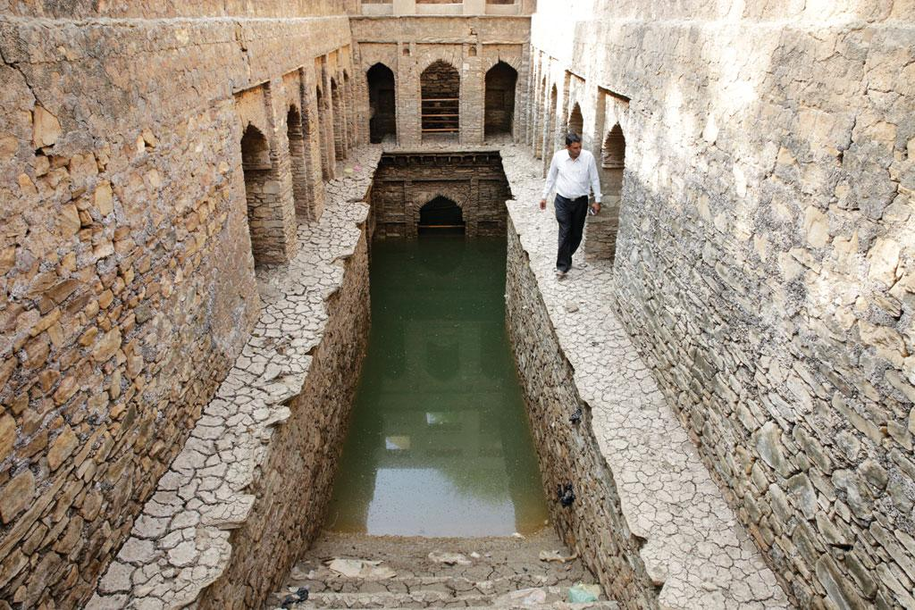 A baoli in Sikar