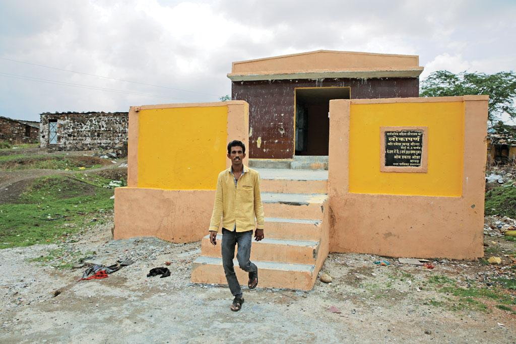 This 10-unit community