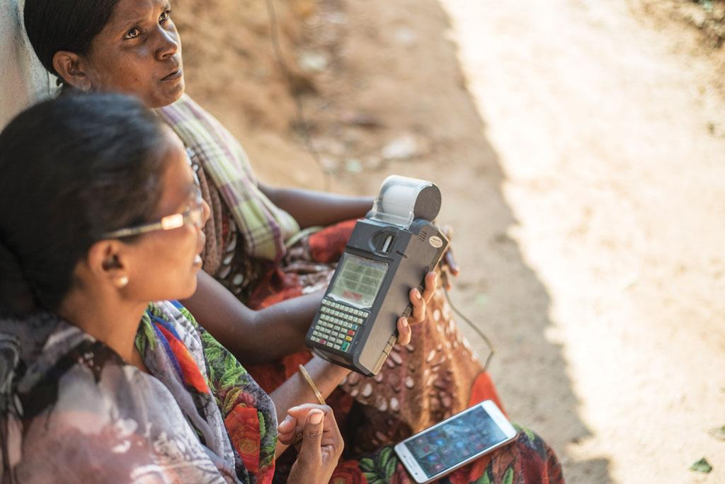 Calloused fingers of beneficiaries often come in the way of their authentication under Aadhaar-linked welfare schemes
