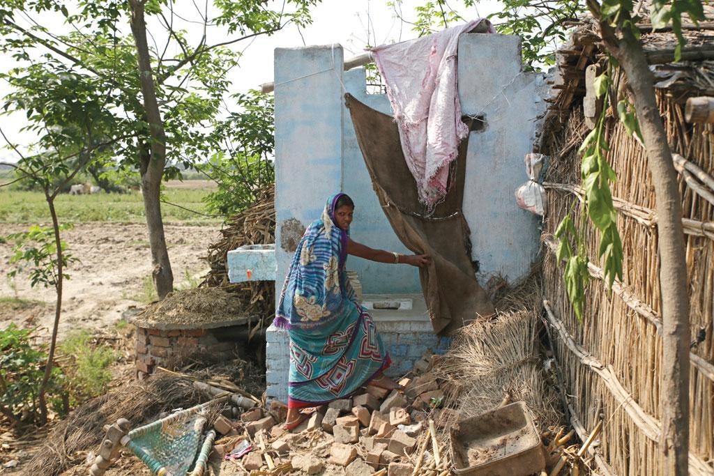 बिहार में बनाए गए 58 लाख शौचालयों में से 16 लाख शौचालयों का निर्माण स्वच्छ भारत अभियान शुरू करने के बाद किया गया