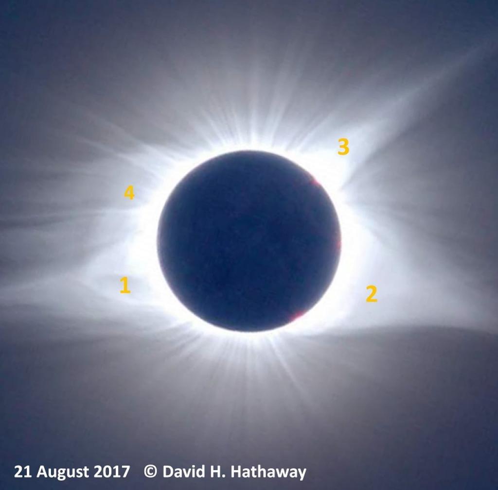 वास्तविक सौर कोरोना
