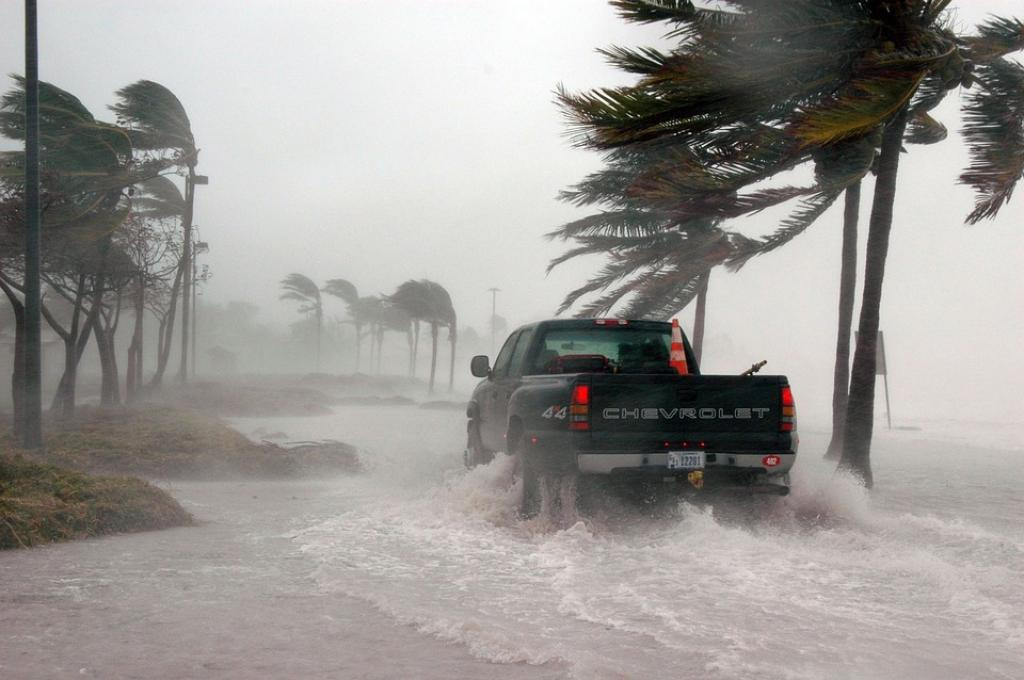 Harvey, which intensified from a tropical depression into a Category 2 hurricane, is likely to bring torrential rain over southeast Texas. Credit: pixabay