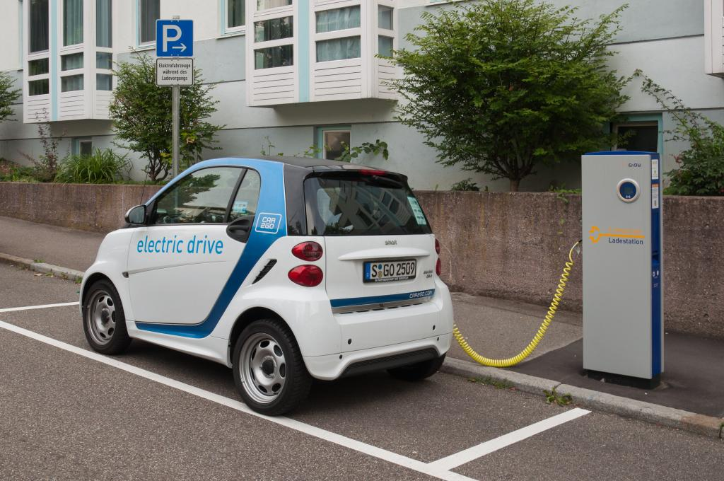 Electric Vehicle industry soon to be established in AP