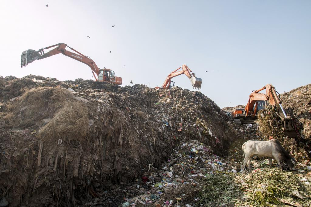 The Bandhwari waste treatment plant in Gurgaon's Aravalli is the a serious threat to the ecosystem