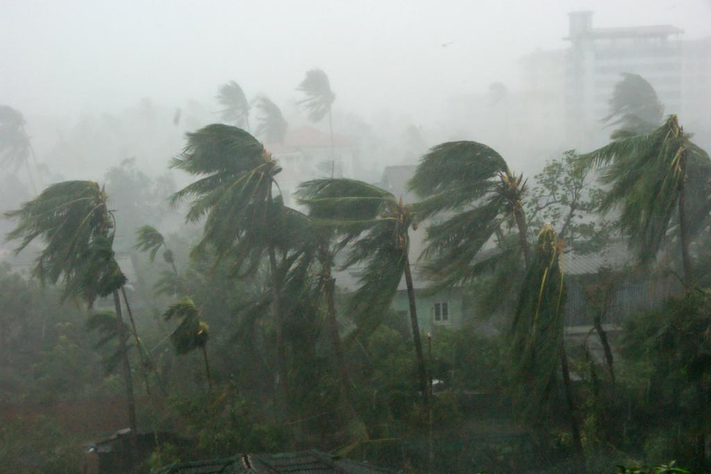 26 of the 35 deadliest tropical cyclones in world history have been Bay of Bengal storms. Credit: Wikimedia Commons