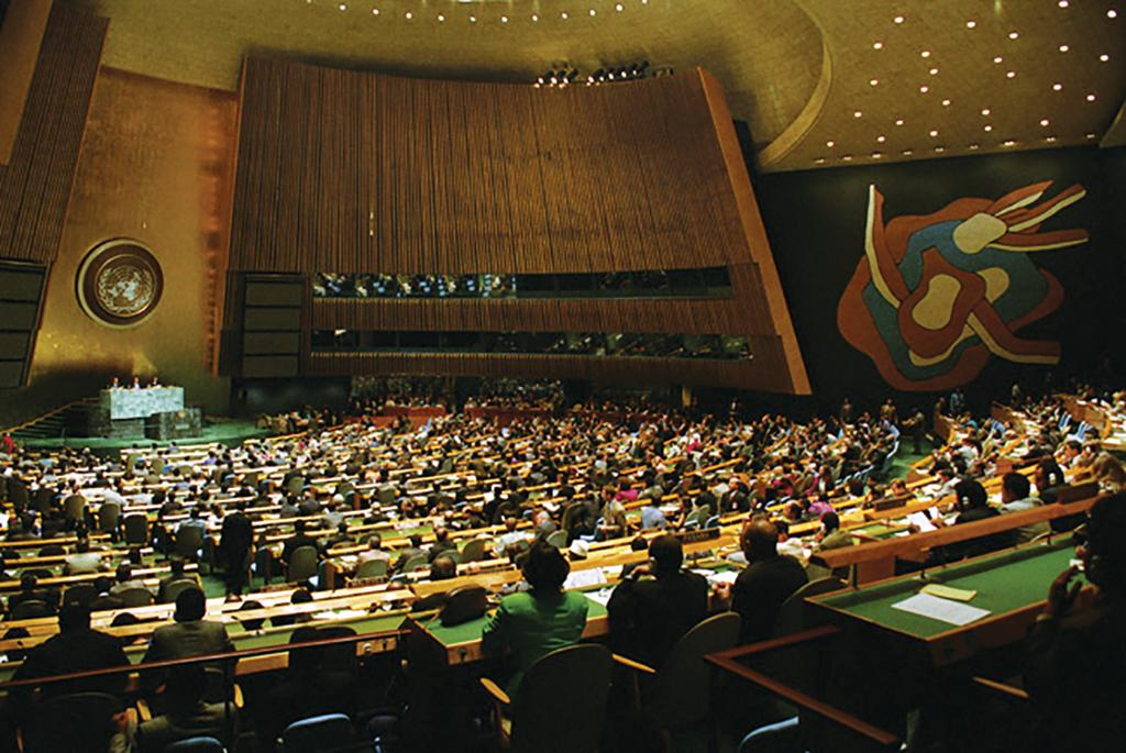 Members of the UN General