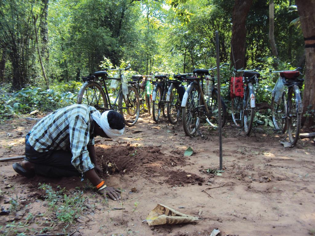 By managing bamboo in its forest, residents of Panchgaon village in Chandrapur district of Maharashta earned R1.46 crore in 2013-17 (Photographs: Shruti Agarwal)