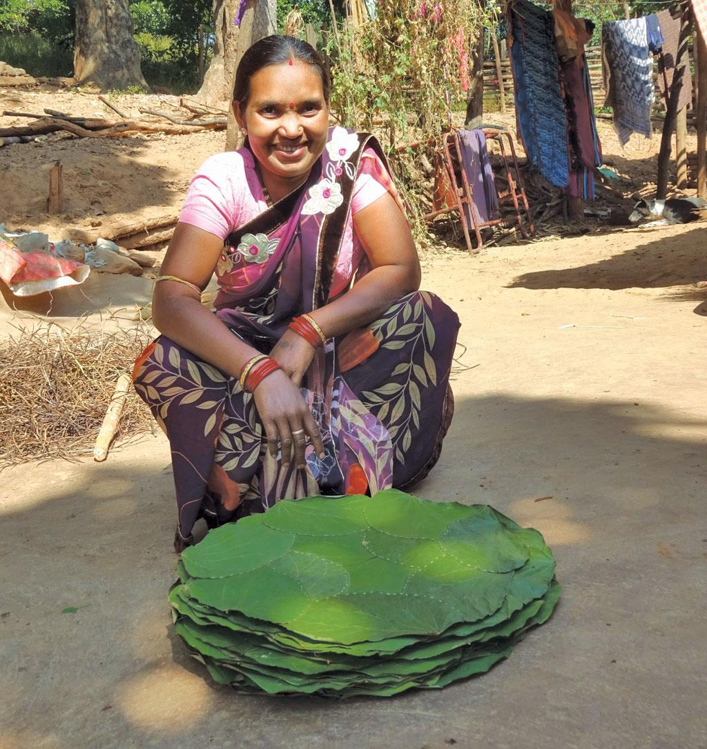 Women are at the forefront of forest management in Odisha's Kandhamal district, having formed groups to sell non-timber forest produce